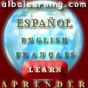 Learn Español, English and Français
