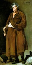 Esopo (visto por Velazquez)
