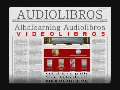 Audiolibros y Videolibros gratis - AlbaLearning
