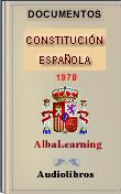 La Constitución Española en Texto y Audio - AlbaLearning Audiolibros y Libros