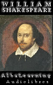 http://albalearning.com/audiolibros/shakespeare/