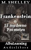 Mary Shelley, Audiolibros y Libros