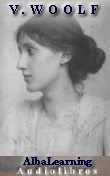 Virginia Woolf - Audiolibros y libros